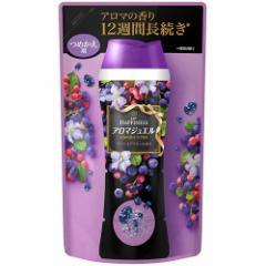レノアハピネス アロマジュエル サファイアベリーの香り 詰替え 香り付け専用剤(455mL)(発送可能時期:通常3-5日で発送予定)[加香剤]