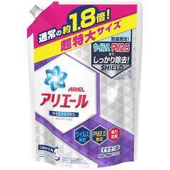 【企画品】アリエール イオンパワージェル サイエンスプラス ウィルス除去 つめかえ超特大(1.18kg)(発送可能時期:5-7日(通常))[洗濯洗剤]