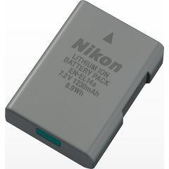 ニコン 純正Li-ionリチャージャブルバッテリー EN-EL14a(1コ入)(発送可能時期:1週間-10日(通常))[電池・充電池・充電器]