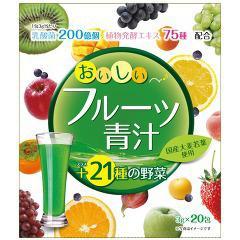 おいしいフルーツ青汁(3g*20包)(発送可能時期:1週間-10日(通常))[青汁・ケール]
