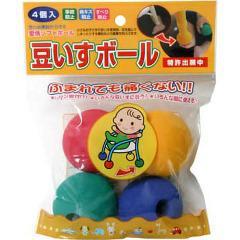 カーボーイ 豆いすボール アソート(4コ入)(発送可能時期:1週間-10日(通常))[クッション]