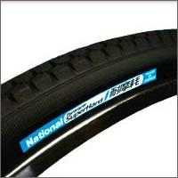 Panasonic 対磨耗 自転車用軽量タイヤ