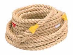 エバニュー 綱引ロープ 30mm EKA412