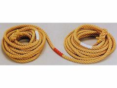 カネヤ 綱引ロープ36m(競技用・マニラ麻) K-1605