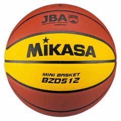 ミカサ ミニバスケットボール検定球5号 ディンプル BZD512