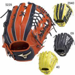 ミズノ ソフトボール用 グローバルエリート Hselection01 外野手用 サイズ16N 1AJGS18207