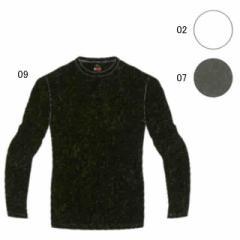 ミズノ ブレスサーモ エブリ クルーネック長袖シャツ C2JA5606