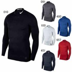 ナイキ コンディショニングシャツ  メンズ ユニセックス NP コンプレッション L/S モックトップ NIKE 838080