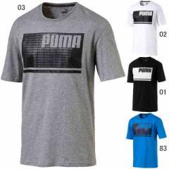 プーマ Tシャツ  メンズ ユニセックス REBEL SS Tシャツ PUMA 852251