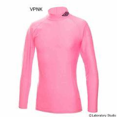 アンブロ ジュニア L/S パワーインナーシャツ(Vピンク) UAS9300J-VPNK
