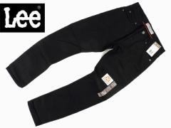 リー Lee #201 スリム ストレート ジーンズ ブラック ■裾上げ無料■(Slim Straight Leg Jean Black)