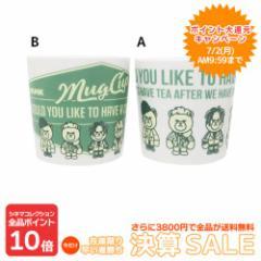 10%OFF KRUNK × BIGBANG マグカップ 陶器製MUG FXXK IT ビッグバン キャラクター グッズ SALE 6/4朝10時まで