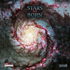 SALE 2018 年 カレンダー A MILLION STARS ARE BORN 星の誕生 TUSHITA  インテリア2018 Calendar平成 30年 暦 通販