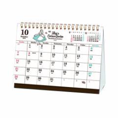 ふしぎの国のアリス カレンダー 2019年 卓上 DAY STATION スケジュール ディズニー 書き込み 実用平成31年 暦 予約 メール便可  cp100