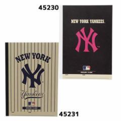 ニューヨークヤンキース 英語ノート B5英習帳 MLB 野球 キャラクターグッズ通販 【メール便可】
