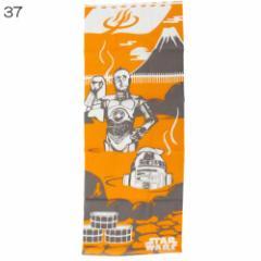 スターウォーズ 手ぬぐいタオル 和柄てぬぐい 温泉 R2-D2&C-3PO ジャパニーズタオル 映画キャラクターグッズ通販
