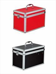 取寄品 無地 バニティケース グレイスメイクボックス タテ型 お化粧道具入れ雑貨通販
