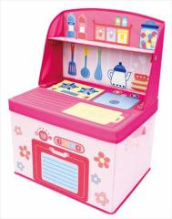 収納用品 ままごと収納BOX キッチン 子供部屋インテリア通販