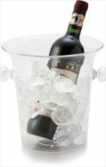 取寄品 Wine Accessory Collection ワイン雑貨 ワインクーラー クリア キッチン雑貨グッズ通販