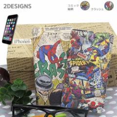 スパイダーマン iPhone6 iPhone6sケース アイフォン6フリップカバーマーベル アメコミキャラクターグッズ通販