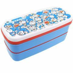 ドラえもん お弁当箱 食洗機対応 2段ランチボックス キャラクターグッズ通販