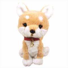 PUPS! ぬいぐるみ ぬいぐるみS 柴犬/ベージュ 犬 キャラクターグッズ通販
