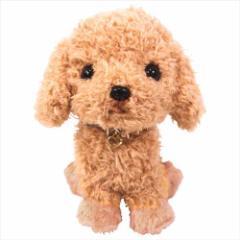 PUPS! ぬいぐるみ ぬいぐるみS トイプードル/ベージュ 犬 キャラクターグッズ通販