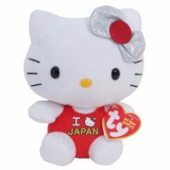 ハローキティ ぬいぐるみ ビーニーベイビーズ M I LOVE JAPAN サンリオ キャラクターグッズ通販