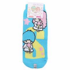 キキ&ララ 女性用靴下 レディースソックス S サンリオ キャラクターグッズ通販 【メール便可】