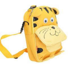ファニーアニマル キッズリュック 保冷機能付き3wayバックパック タイガー トラ おでかけカバン グッズ