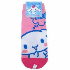 シナモロール 女性用靴下 レディースソックス キャンディ サンリオ キャラクターグッズ通販 【メール便可】