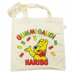 HARIBO ハリボー エコバッグ エコマーク 付  コットン バッグ グミ  キャラクターグッズ通販 【メール便可】