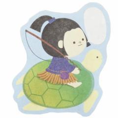 インバウンド ぽち袋 和ミニ封筒 3枚組 浦島太郎  日本製グッズ通販 【メール便可】