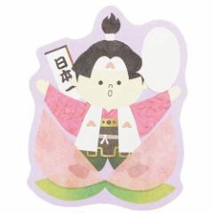 インバウンド ぽち袋 和ミニ封筒 3枚組 桃太郎  日本製グッズ通販 【メール便可】