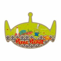 トイストーリー ステッカー トラベル ステッカー 2 ピザプラネット ディズニー キャラクターグッズ通販 【メール便可】