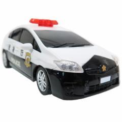 警察24時 パトカー おもちゃ ラジコン パトロールカー プリウス  自動車グッズ通販