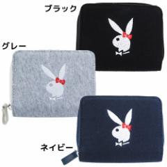 ハローキティ×PLAYBOY 2つ折り財布 スウェットウォレットサンリオ キャラクターグッズ通販