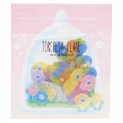 花のたわむれ フレークシール TOREPETA FLAKE ミニステッカーグッズ通販 【メール便可】