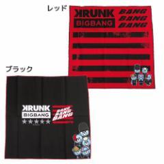 KRUNK × BIGBANG ランチクロス コットンナフキン BANG BANG BANG ビッグバン キャラクターグッズ通販 【メール便可】