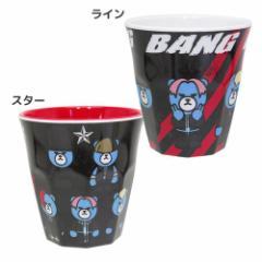 KRUNK × BIGBANG メラミンカップ BANG BANG BANG ビッグバン キャラクター グッズ