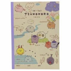 TSUNOKORO 方眼ノート B5 セクション ノート 2017年新入学  文具グッズ通販 【メール便可】