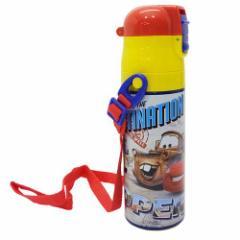 カーズ 保冷専用水筒 ロック付きワンプッシュマグボトル Cars17 ディズニー キャラクター グッズ