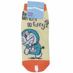 ドラえもん 女性用靴下 レディースソックス スマイル アニメキャラクターグッズ メール便可
