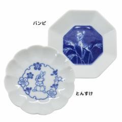 バンビ ミニ小皿 陶磁器製豆皿ディズニー キャラクター グッズ