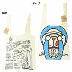 ドラえもん レディース トートバッグ 帆布 エコバッグ アップ 総柄 I'm Doraemon ファッショングッズ通販