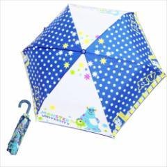 モンスターズユニバーシティ 折畳傘 折りたたみ傘 ドット ディズニー キャラクター グッズ