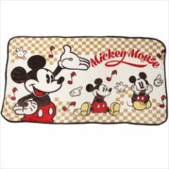 ミッキーマウス 毛布 ロングブランケット ファンミュージック ディズニー キャラクターグッズ通販