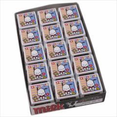 ポチャッコ お菓子 DECOチョコ30個パック パープル サンリオ キャラクター グッズ
