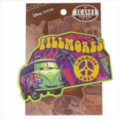 カーズ Sticker トラベルステッカー FILLMORES ディズニー キャラクターグッズ通販 【メール便可】