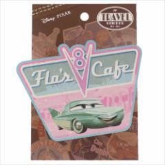 カーズ Sticker トラベルステッカー Fla's cafe ディズニー キャラクターグッズ通販 【メール便可】